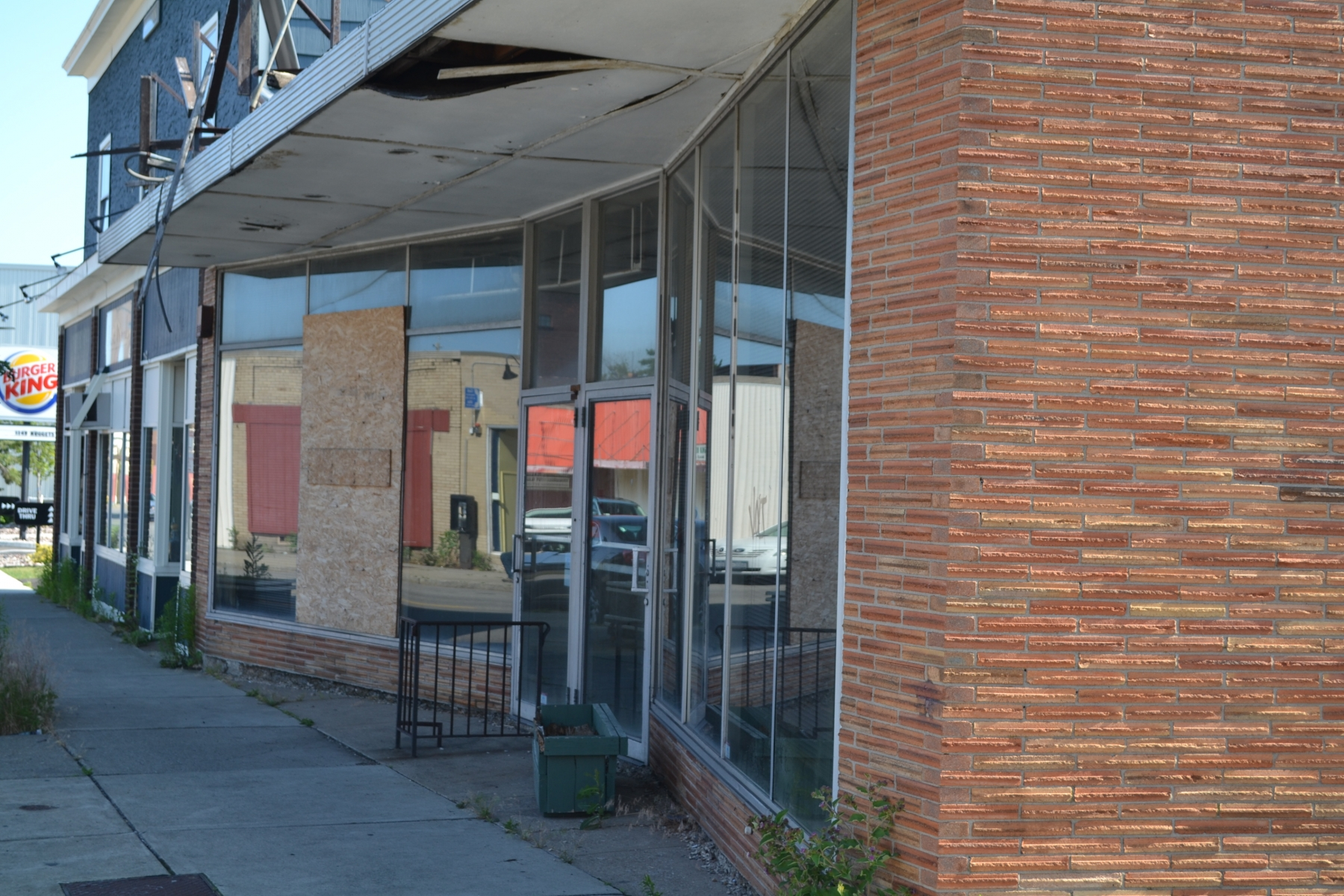 A former business school at 1601 Main St. In Niagara Falls will be the site of a new store for the St. Vincent de Paul Society.
